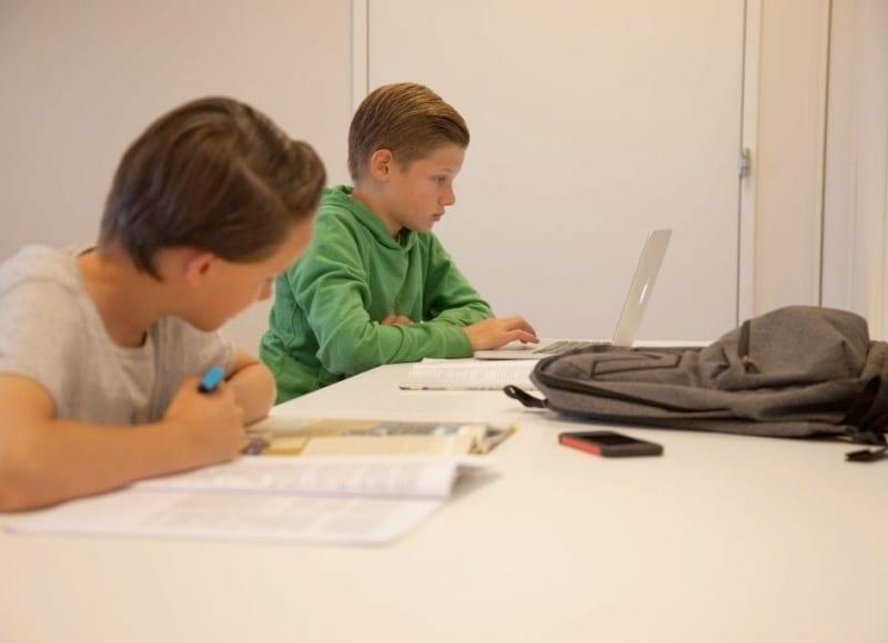 Locatie Waalre: Begeleid Studeren
