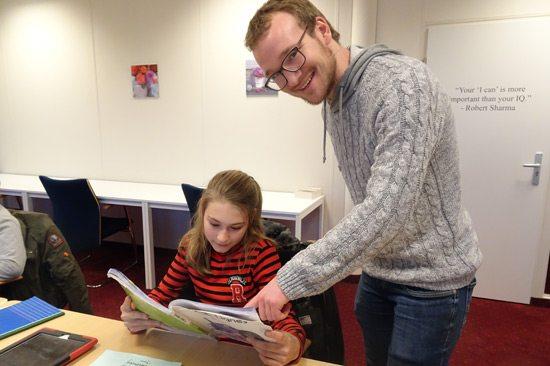 Toby, Huiswerkbegeleiding Waalre: Economie, Wiskunde, Nederlands